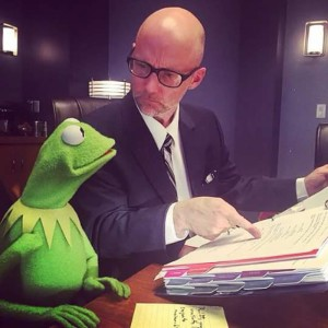 Moby and Kermit World Cafe