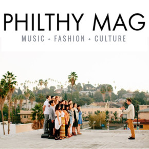 Philthy Mag Gets Familiar with TSLC