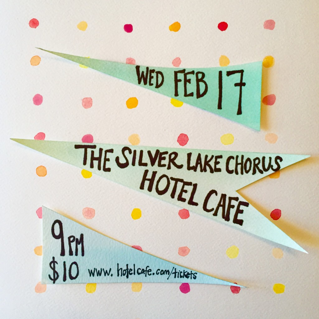 TSLC Hotel Cafe Feb 17th