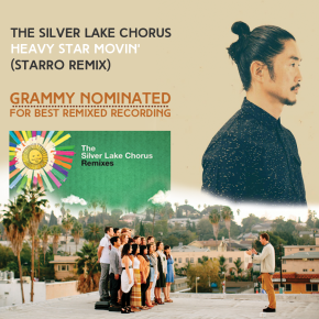 "GRAMMY nom for starRo's ""Heavy Star Movin'"" remix"